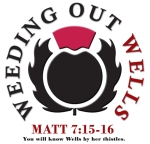 Weeding Out Amanda Wells logo