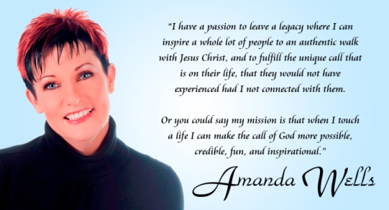 AAA Amanda Wells - Claim about making God's call more authentic